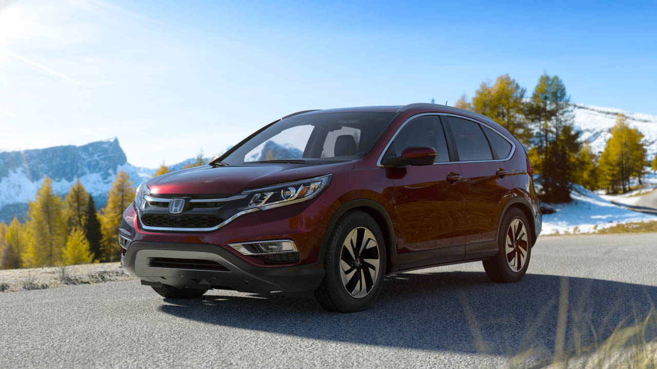 Kelley Blue Book Ranks the 2016 Honda CR-V as the Best Small
