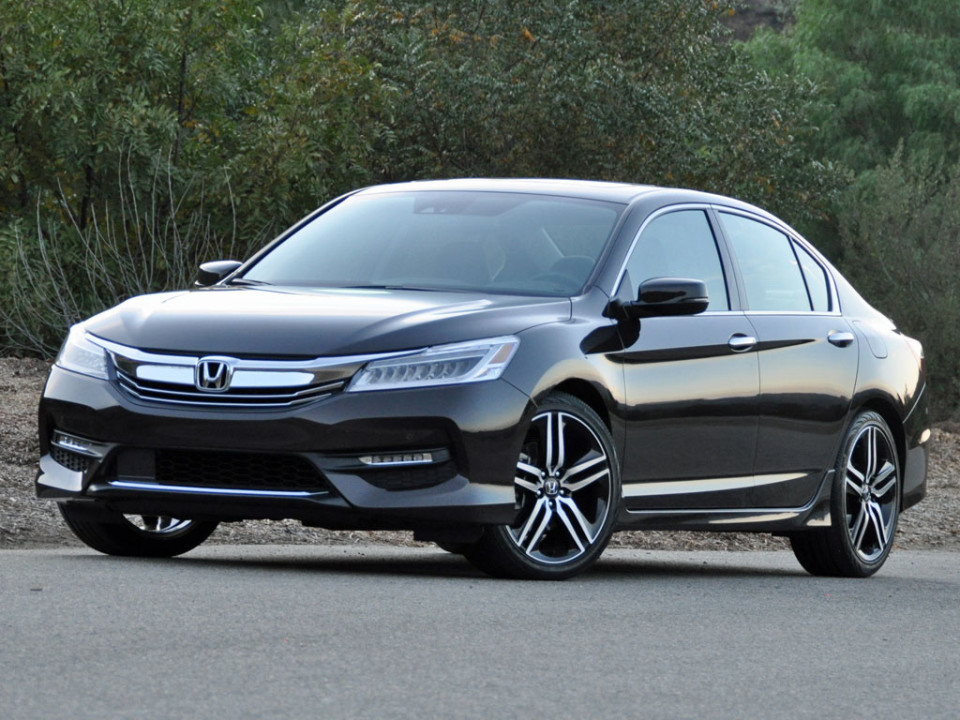 Whats The Difference In The Honda Accord LX Sport EX