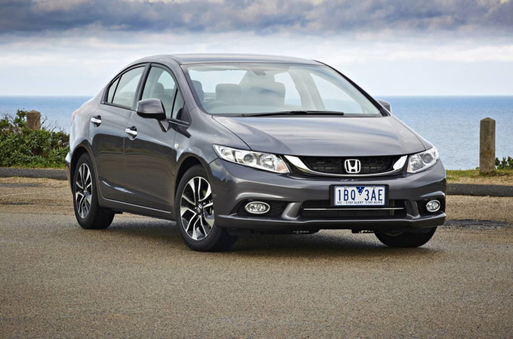 Honda Civic Sedan New Jersey