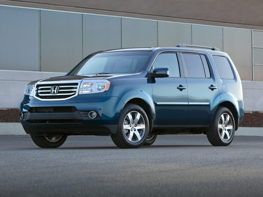 2015 2016 Honda Pilot Clifton