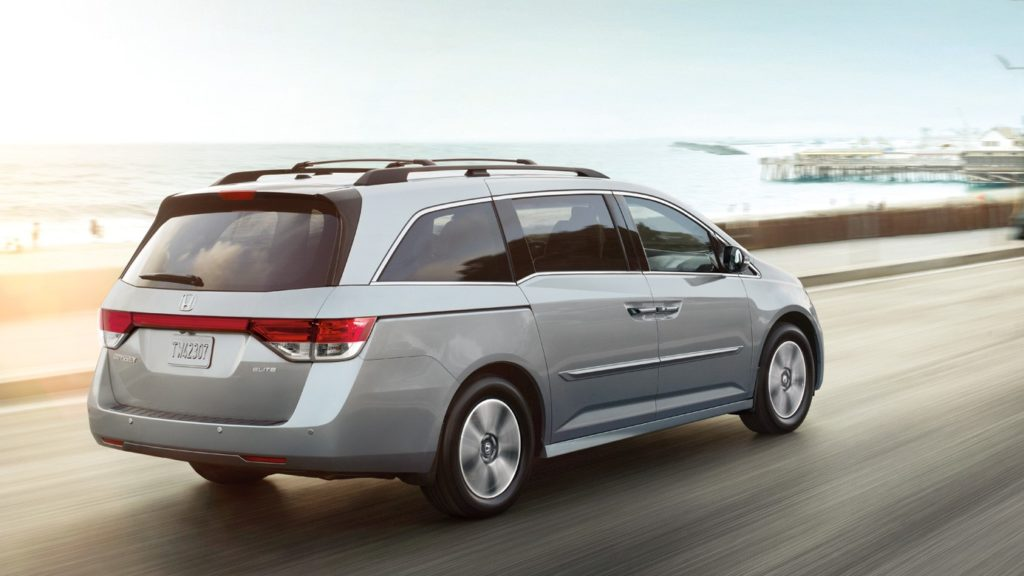 2016 Odyssey Trims Clifton