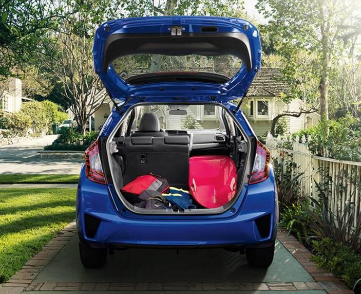 2016 Honda Fit Cargo Space Clifton