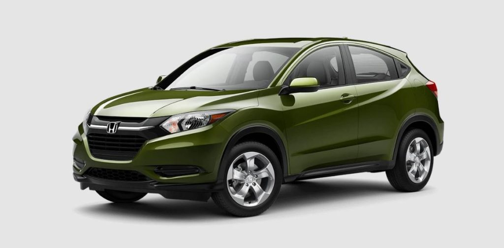 2017 Honda HR-V Clifton