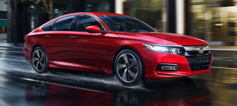 The 2018 Honda Accord Has Been Revealed! - Garden State HondaGarden State Honda