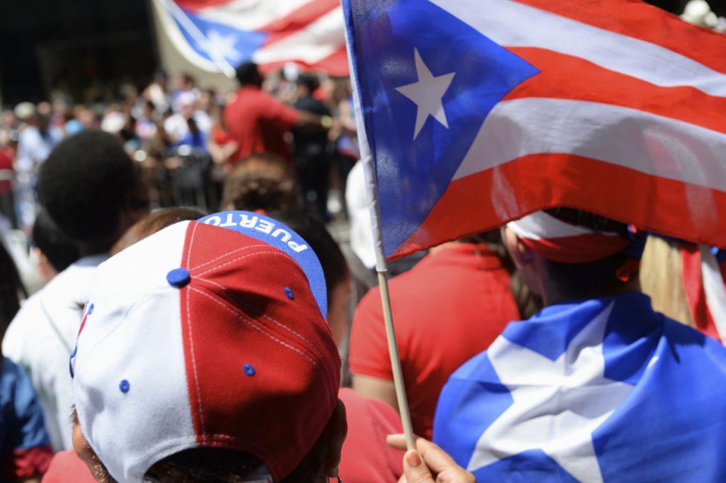 Puerto Rican Parade Newark