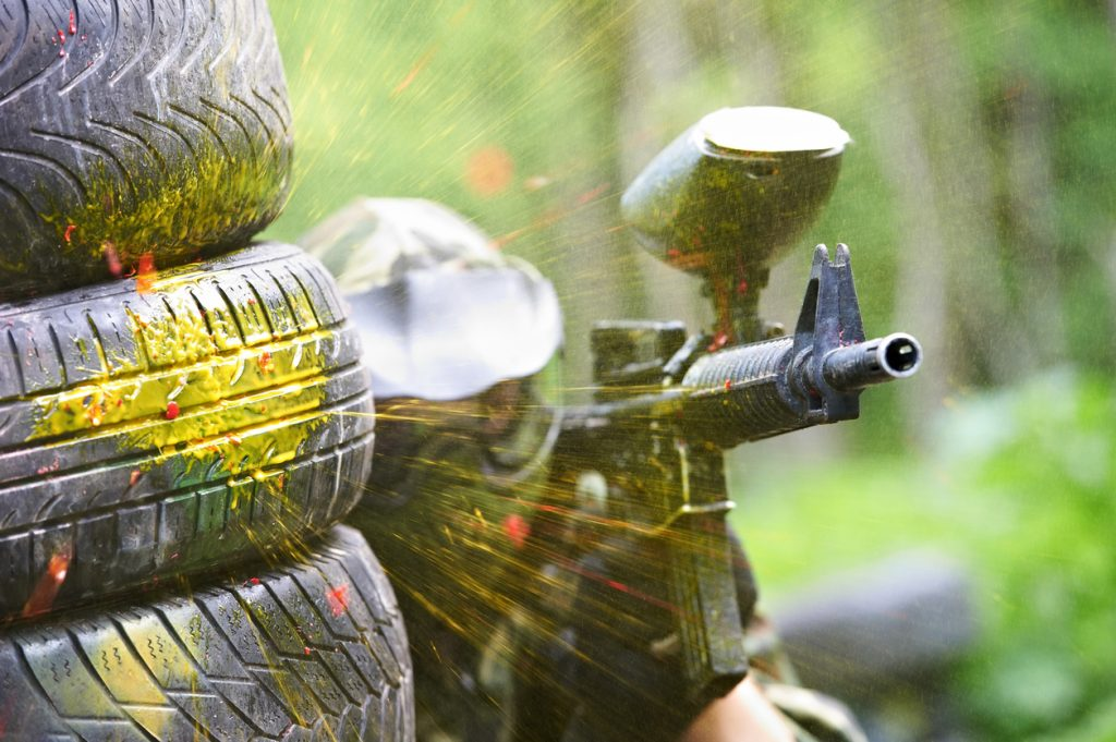 Battle Creek Paintball